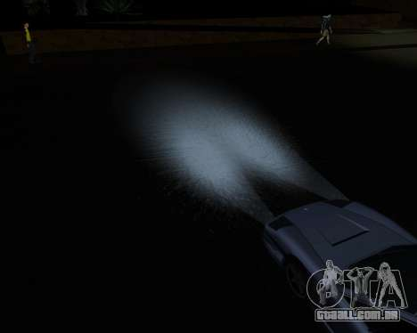 ENB Series New HD para GTA San Andreas décimo tela