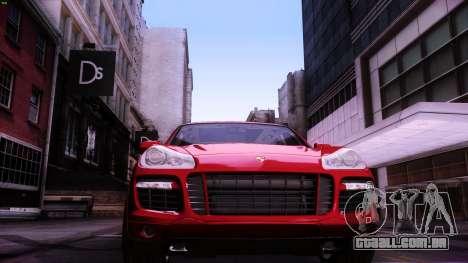 Lenoxx ENB para GTA San Andreas terceira tela