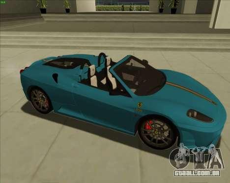 ENB Series for SAMP para GTA San Andreas segunda tela