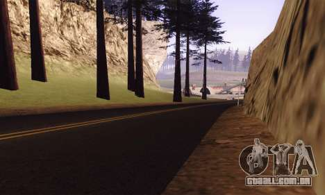 ENB Series v4.0 Final para GTA San Andreas terceira tela