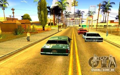 Colorful ENBSeries para GTA San Andreas segunda tela