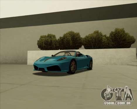 ENB Series for SAMP para GTA San Andreas terceira tela