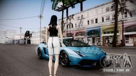 PhotoRealistic 2.0 Low settings para GTA San Andreas por diante tela