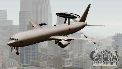 Boeing E-767 Japan Air Self-Defense Force EoJ para GTA San Andreas