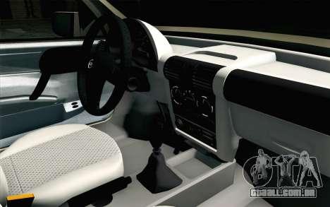 Chevrolet Classic para GTA San Andreas vista direita