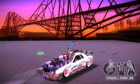ANCG ENB v2 para GTA San Andreas oitavo tela
