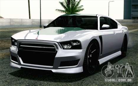 GTA 5 Bravado Buffalo S v2 para GTA San Andreas