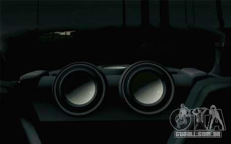 Mazda RX-7 Veilside Tokyo Drift para GTA San Andreas vista traseira