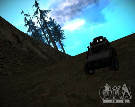 VAZ 2131 Niva 5D OffRoad para GTA San Andreas