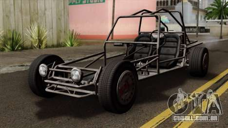 GTA 5 Space Docker para GTA San Andreas