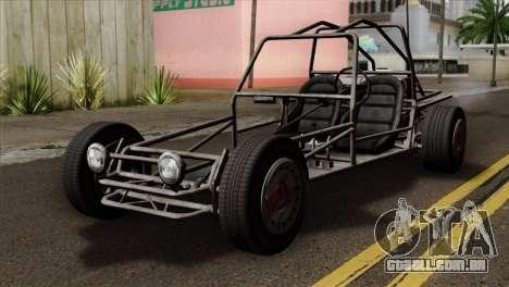 GTA 5 Space Docker para GTA San Andreas