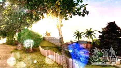 ENB for SA:MP v5 para GTA San Andreas quinto tela