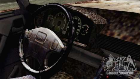Russian Rustic Moskvitch para GTA San Andreas vista direita