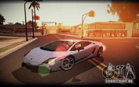 ENB for SA:MP v5 para GTA San Andreas segunda tela
