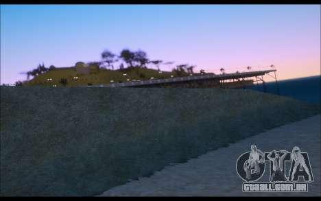 Realistic ENB V1 para GTA San Andreas quinto tela