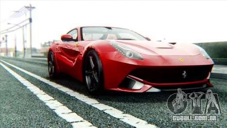 Flash ENB v2 para GTA San Andreas segunda tela