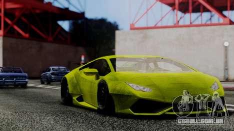 Humaiya ENB 0.248 V2 para GTA San Andreas terceira tela