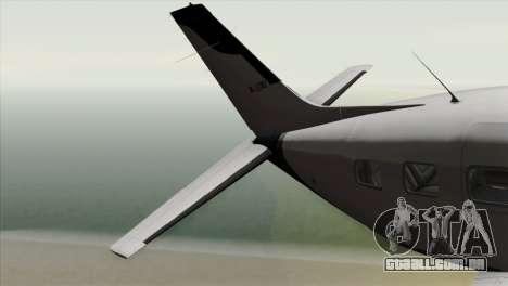 GTA 5 Velum para GTA San Andreas traseira esquerda vista