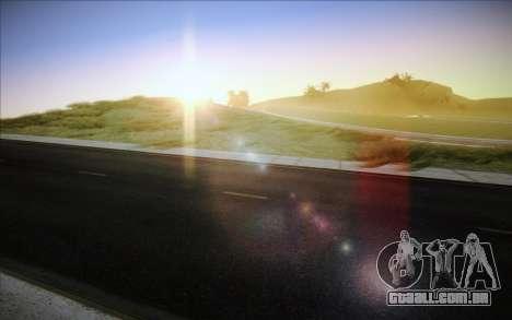 ENB for SA:MP v5 para GTA San Andreas