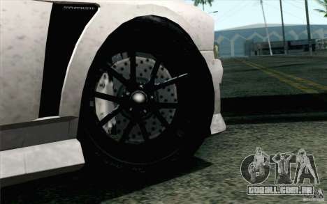 Wheels Corrector 2.0 SAMP para GTA San Andreas terceira tela