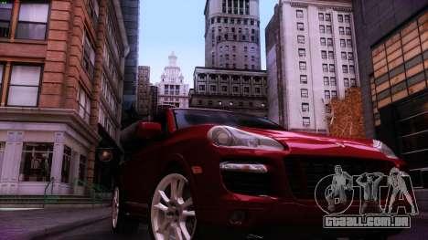 Lenoxx ENB para GTA San Andreas por diante tela