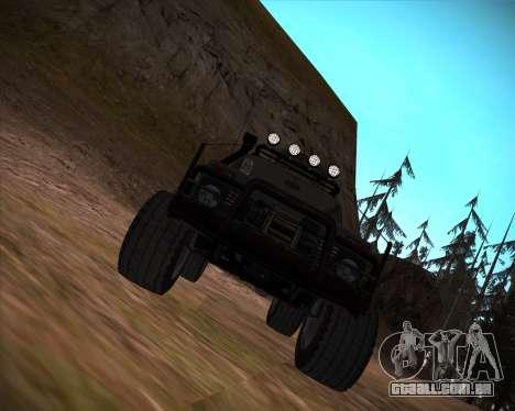 VAZ 2131 Niva 5D OffRoad para as rodas de GTA San Andreas