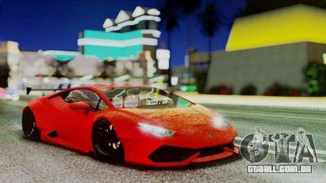 Humaiya ENB 0.248 V2 para GTA San Andreas sétima tela