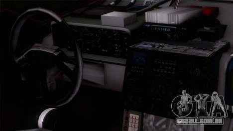 Shuttle v1 (no wheels) para GTA San Andreas vista direita