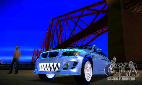 ANCG ENB v2 para GTA San Andreas segunda tela