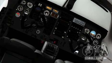 GTA 5 Velum para GTA San Andreas vista traseira