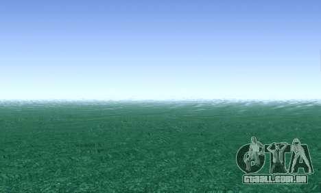 BeautifulDark ENB para GTA San Andreas nono tela