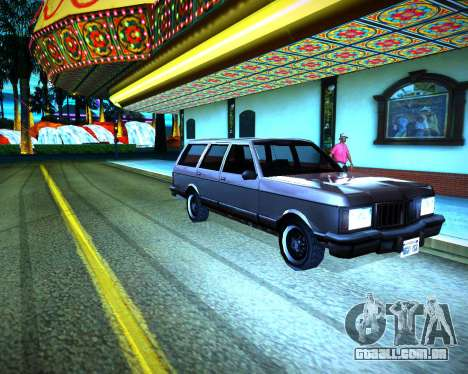 ENB GreenSeries para GTA San Andreas