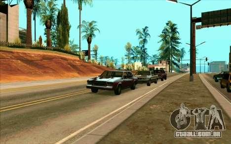 Tini ENB V2.0 Last para GTA San Andreas terceira tela
