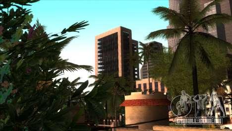 ENBSeries para PC fraco v5 para GTA San Andreas segunda tela