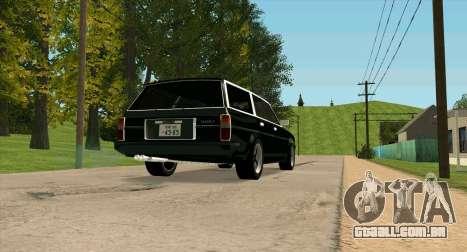 TOYOTA Mark II Wagon (GX70) para GTA San Andreas vista direita