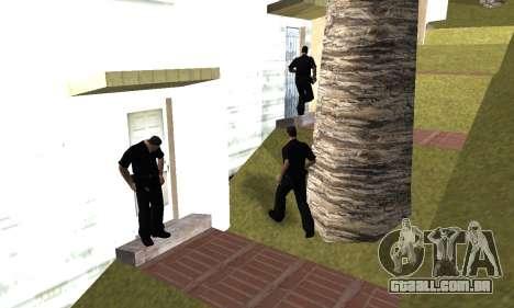 BeautifulDark ENB para GTA San Andreas sétima tela