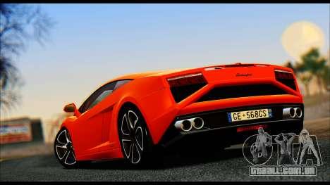 ENB Ximov V4.0 para GTA San Andreas por diante tela