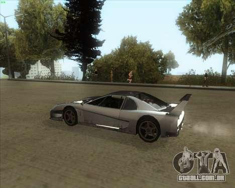 ENB Series New HD para GTA San Andreas