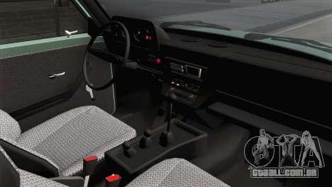 VAZ 2121 para GTA San Andreas vista direita