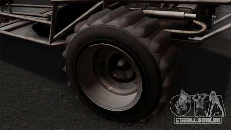 GTA 5 Dune Buggy IVF para GTA San Andreas vista direita