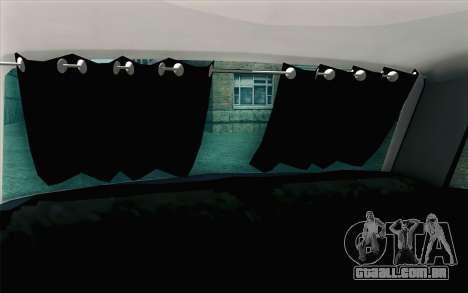 VAZ 21011 Hobo para GTA San Andreas vista traseira