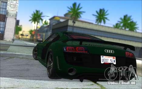 Realistic ENB V1 para GTA San Andreas sexta tela