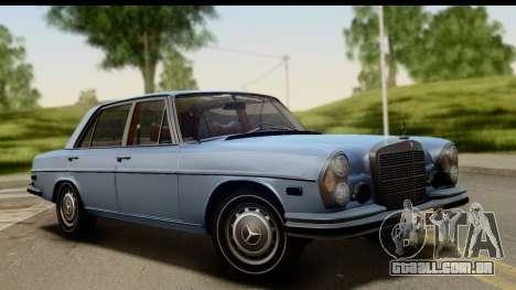 Mercedes-Benz 300 SEL 6.3 (W109) 1967 HQLM para GTA San Andreas