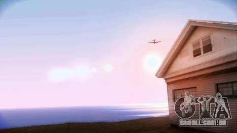 Lenoxx ENB para GTA San Andreas segunda tela