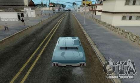 HQ Roads by Marty McFly para GTA San Andreas terceira tela