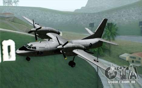 AN-32B Croatian Air Force Opened para GTA San Andreas