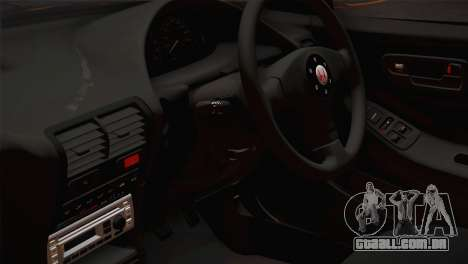 Honda Integra Type R 2000 para GTA San Andreas vista direita