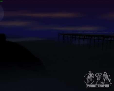 ENB Series New HD para GTA San Andreas sétima tela