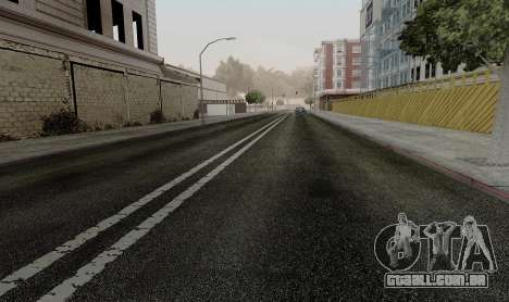HQ Roads by Marty McFly para GTA San Andreas