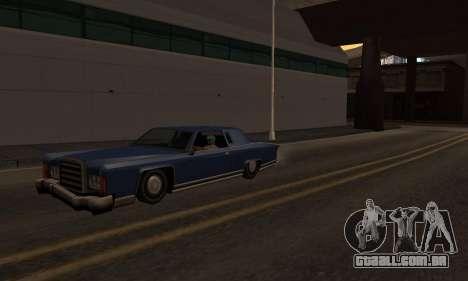 Alteração de áreas de gangues e suas armas v1.1 para GTA San Andreas